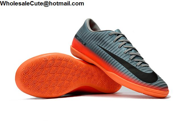 Nike Mercurical Victory VI IC Grey