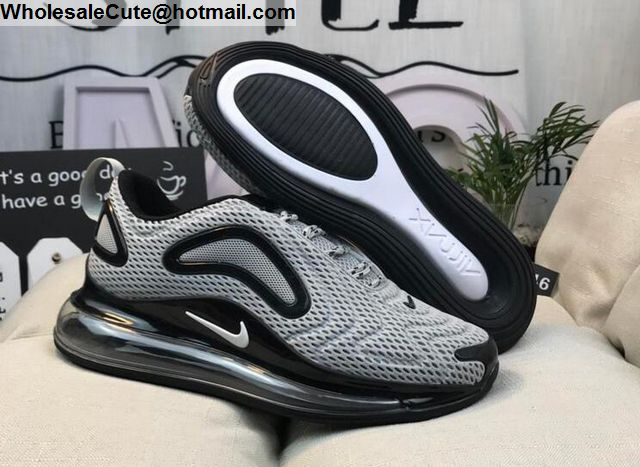Nike Air Max 720 Grey Black