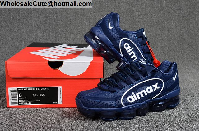 Nike Air Max 95 Vapormax Dark Blue