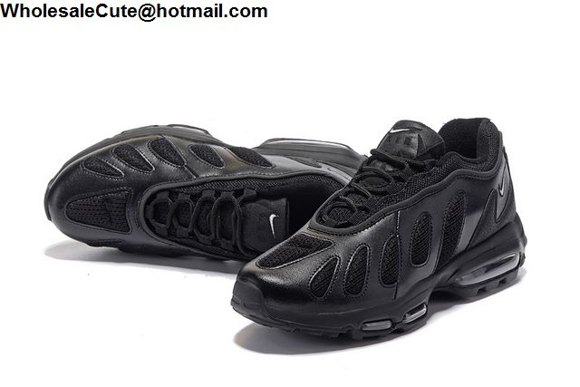 Nike Air Max 96 All Black