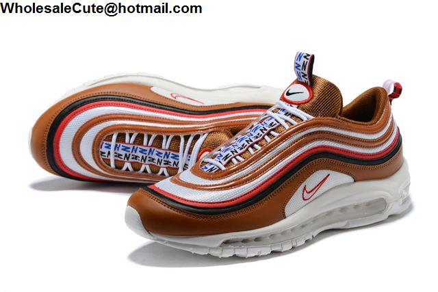 Nike Air Max 97 Pull Tab Brown