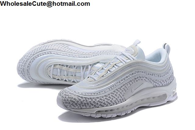 Nike Air Max 97 Just Do It White