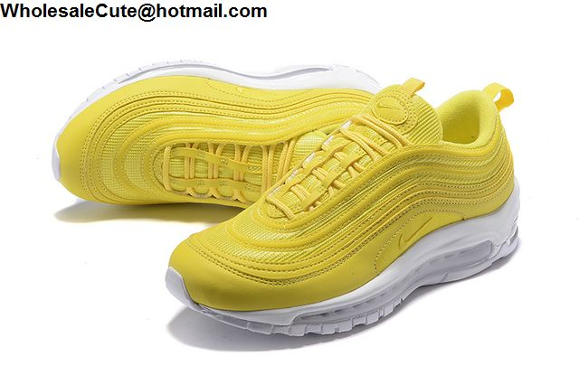 Nike Air Max 97 Yellow White