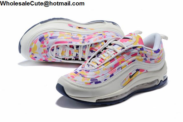 Nike Air Max 97 Confetti White