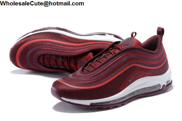 Nike Air Max 97 Ultra Wine Red