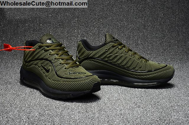 Nike Air Max 98 Army Green