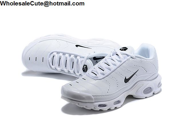 Nike Air Max Plus Premium White