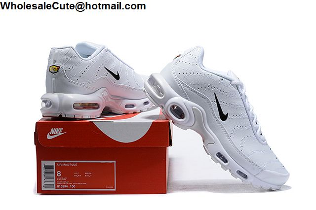 Nike Air Max TN Premium White
