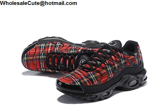 Nike Air Max Plus Tartan