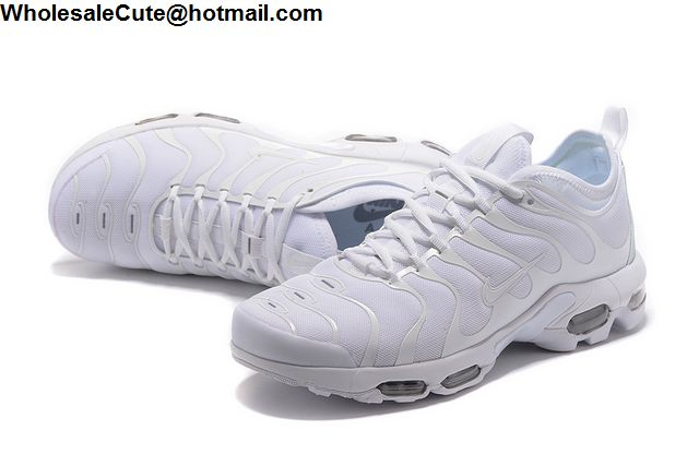 Air Max Plus TN Ultra White