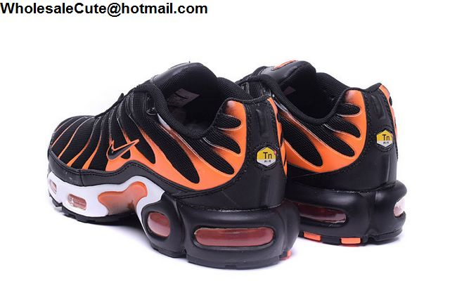 Nike Air Max TN Black Orange