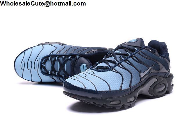 Nike Air Max Plus Blue Black