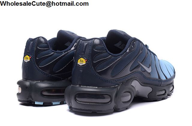Nike Air Max TN Blue Black