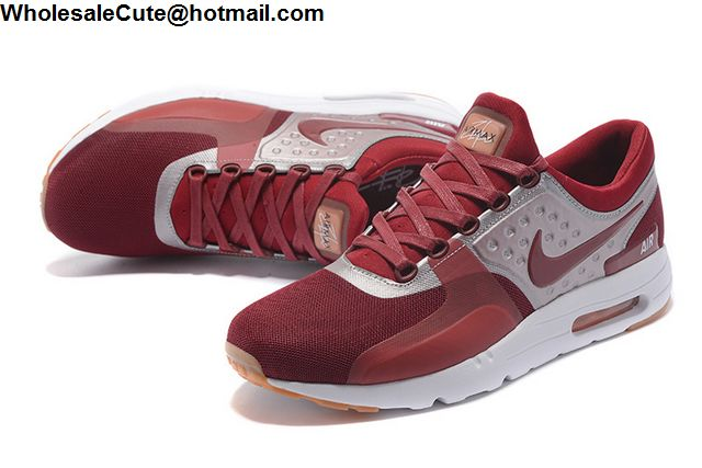 Nike Air Max Zero Wine Red