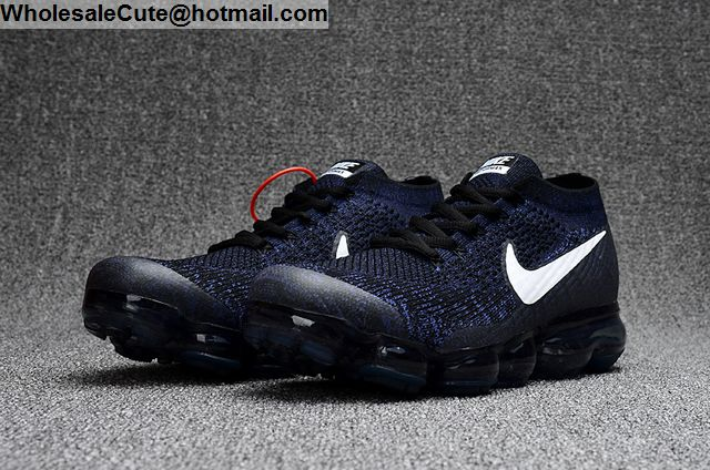 Nike Air VaporMax Black Navy