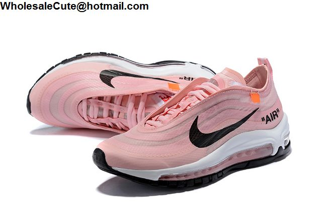 Off White Nike Air Max 97 Pink