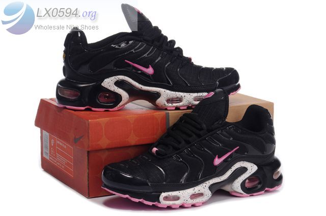 Nike Air Max Plus Black Pink