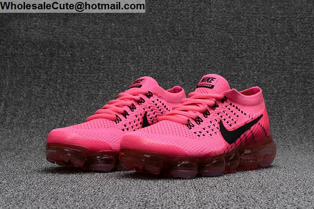 Nike Air VaporMax Pink Black