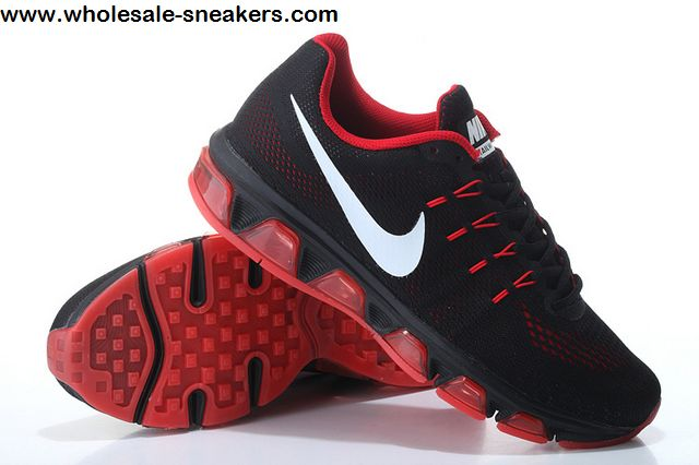Nike Air Max Tailwind Black Red