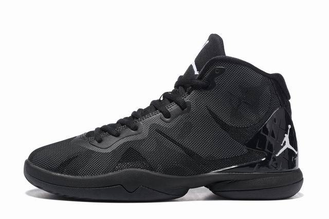 Jordan Super Fly 4 Black
