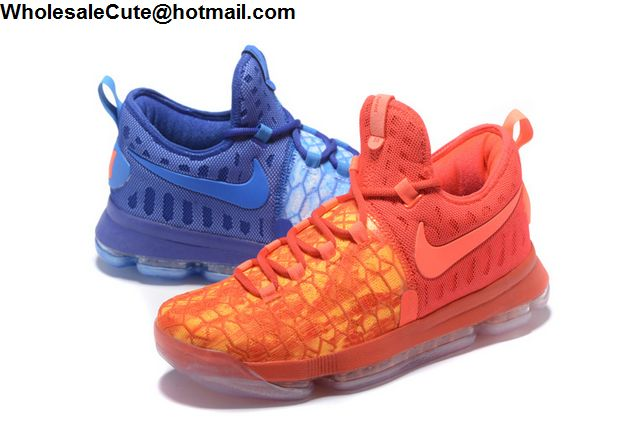 Nike KD 9 Fire and Ice