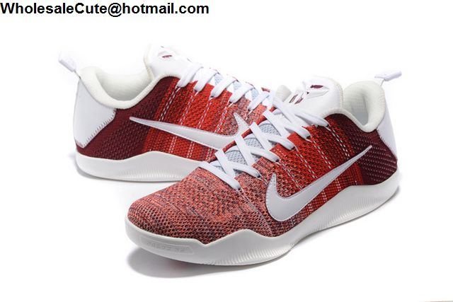 Nike Kobe 11 Elite 4KB Red Horse