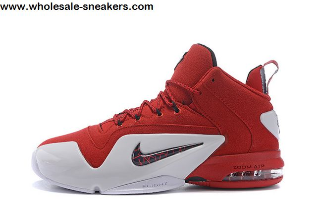 Nike Air Penny 6 Red