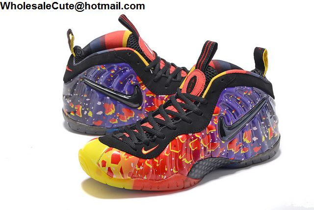 Nike Air Foamposite Pro Asteroid