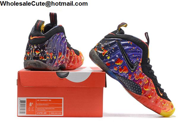 Nike Air Foamposite One Asteroid