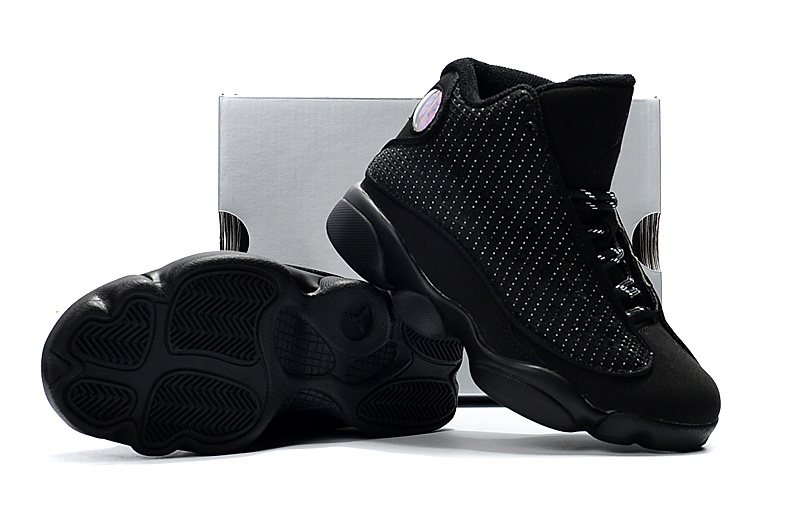 Jordan 13 Black Cat Kids