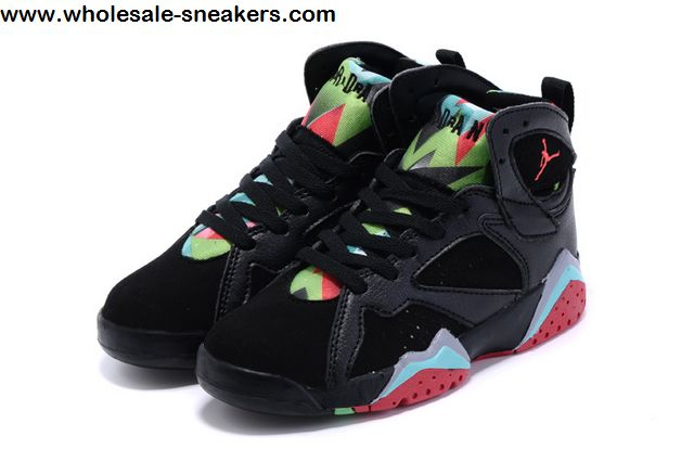 7842ff0d1cd Air Jordan 7 Retro basketball shoe was released for the first time in 1992  and is now back with various blasts of colors.The AJ VII had a more  colorful, ...