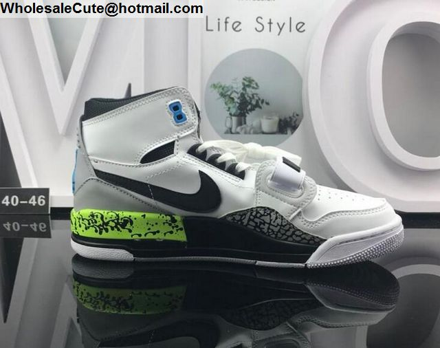 Jordan Legacy 312 Command Force
