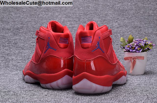 Air Jordan XI Red