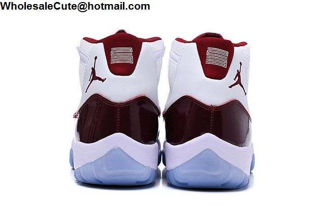 Air Jordan XI Wine Red