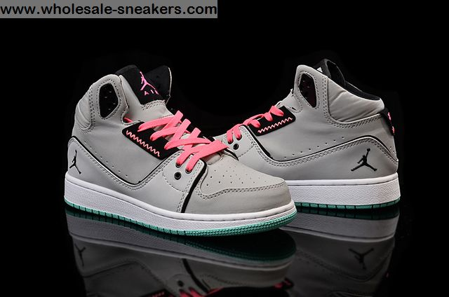 Girls Jordan 1 Flight 2